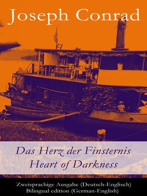 cover image of Das Herz der Finsternis / Heart of Darkness--Zweisprachige Ausgabe (Deutsch-Englisch) / Bilingual edition (German-English)